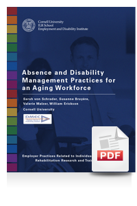 Absence and Disability Management Practices for an Aging Workforce Full Report